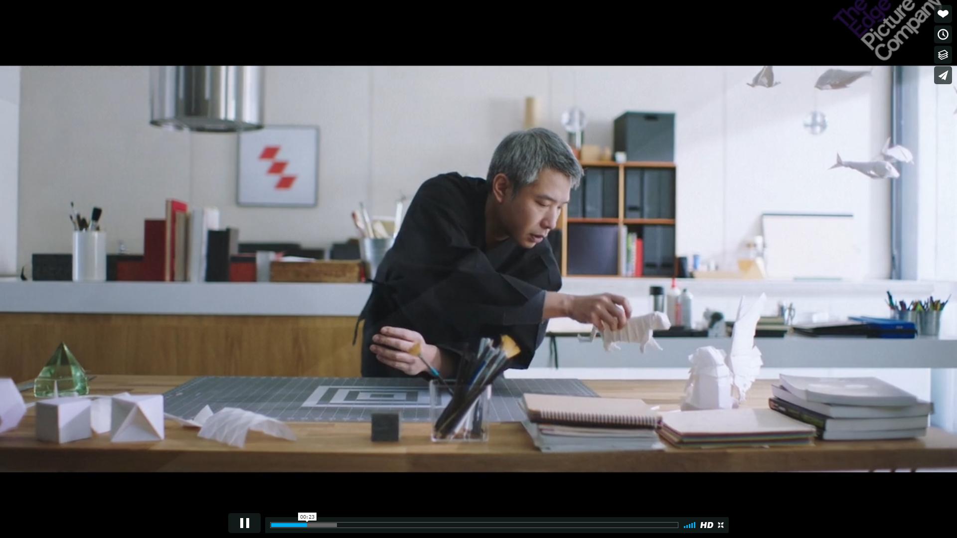 Edge Picture Company // Saudi Aramco