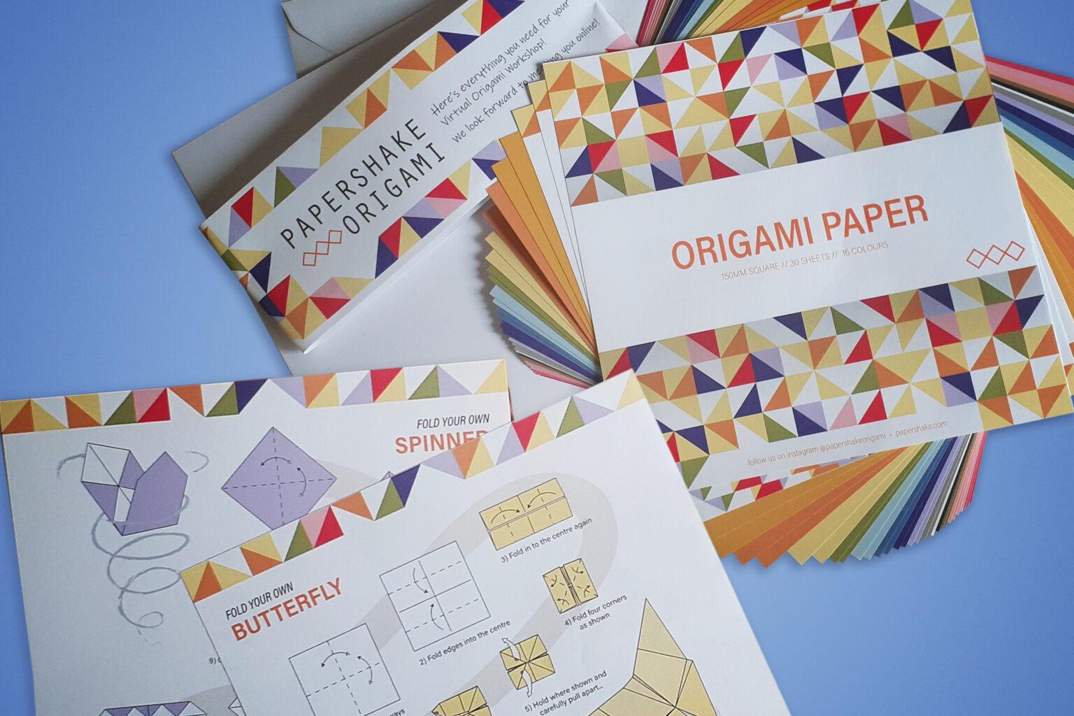 201 Origami Packs (5)s
