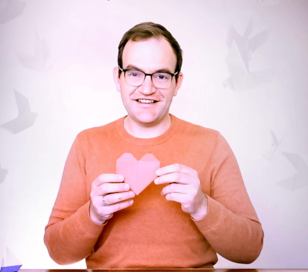 Virtual Origami Workshops