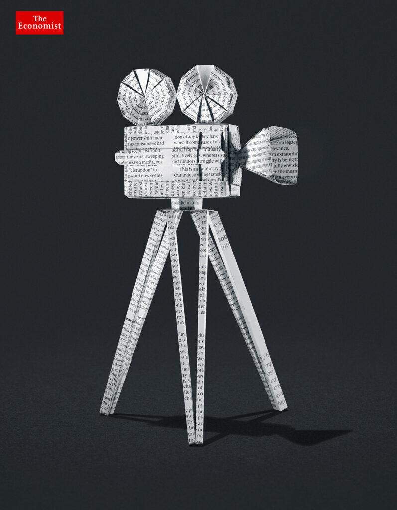 Origami Video Camera