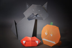 Halloween Origami Workshops